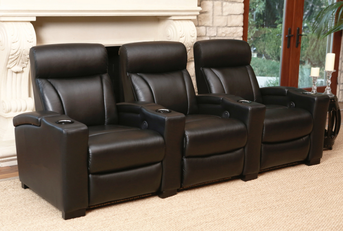 Romano Power Media Recliners